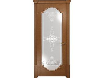 Смотреть фото  Межкомнатная дверь DIOdoors, Валенсия-2, ясень античный, Valensiya, 34727041 в Москве
