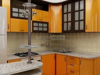 Просмотреть foto  Кухонные гарнитуры на заказ 34811276 в Москве