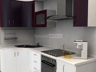 Новое изображение  Кухонные гарнитуры на заказ 34811276 в Москве