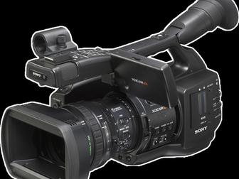 Свежее изображение  Продаю видеокамеру Sony EX1R 34865246 в Москве