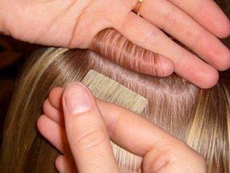 Смотреть foto Салоны красоты Волосы на лентах по системе Hair Talk 34995749 в Москве