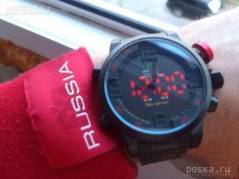 Новое фото  Спортивные часы Weide Sport Watch, Владимир 35092562 в Москве