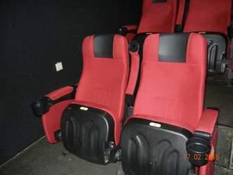 Смотреть foto  Кресла для кинотеатра, конференц-зала Краснодар 35138400 в Москве