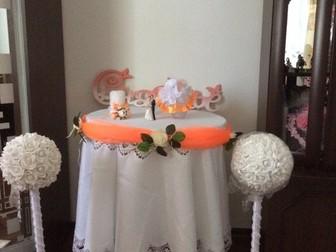 Уникальное фотографию  Свадьба под ключ Выездная регистрация фотограф 35326384 в Москве