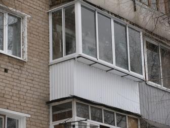 Новое изображение  Остекление балконов и лоджии 35482762 в Москве