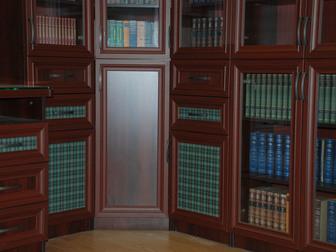 Свежее фотографию Мебель для гостиной Библиотека Бейкер-стрит новая 35643535 в Москве