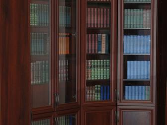 Уникальное изображение Мебель для гостиной Библиотека Бейкер-стрит новая 35643535 в Москве