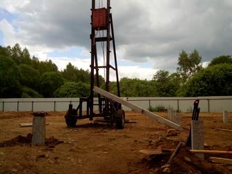 Просмотреть фото Другие строительные услуги Сваи ж, б для частного дома 35826950 в Москве