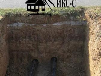 Уникальное фотографию  Строительная компания ИКС-С, Производство стальных погребов, кессонов, Септики, Проколы под дорогами, 35839778 в Москве