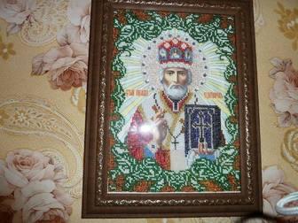 Увидеть изображение  Иконы бисером и крестиком, Белгород 35874641 в Москве