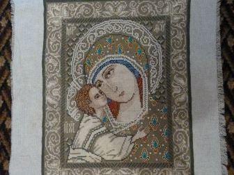 Скачать бесплатно foto  Иконы бисером и крестиком, Белгород 35874641 в Москве