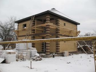 Уникальное фото  Строительство домов, коттеджей Нижний Новгород 35903440 в Москве