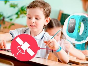Уникальное foto  Детские GPS-часы со встроенным телефоном 36168133 в Москве