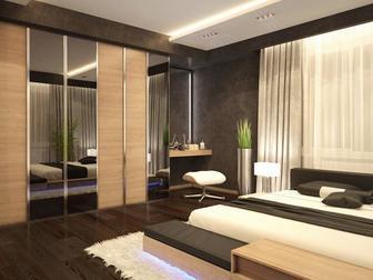 Увидеть изображение  Дизайн интерьера, дизайн квартиры, дизайн, дома, дизайн коттеджей, любые работы, дизайн 36608750 в Москве