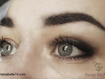 Скачать бесплатно фото  Перманентный макияж (татуаж) 36608799 в Челябинске
