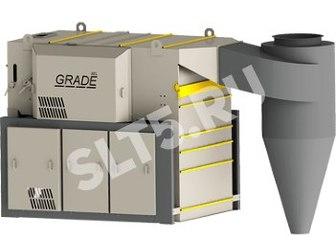 Скачать foto  Сепаратор зерноочистки, машина для очистки зерна 36630385 в Москве