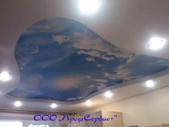 Просмотреть фотографию  Натяжные потолки от 260 руб, 36655213 в Москве