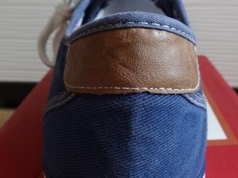 Скачать бесплатно фотографию  Кеды Mustang Jeans Blue/L, Cognac с E-BAY 45 разм, 36963774 в Москве