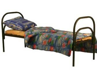 Смотреть фотографию  Железные кровати, Армейские железные кровати оптом, Кровати одноярусные 37238616 в Ростове-на-Дону