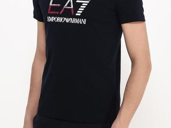 Уникальное фото Мужская одежда Футболки Армани мужские и EA7 Оригинал 37421766 в Москве