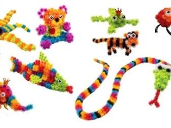 Смотреть фото Детские игрушки Конструктор-липучка Банчемс оптом, 400шт (есть в наличии) 37694759 в Москве