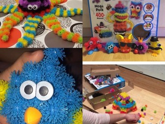 Смотреть фотографию Детские игрушки Конструктор-липучка Банчемс оптом, 400шт (есть в наличии) 37694759 в Москве