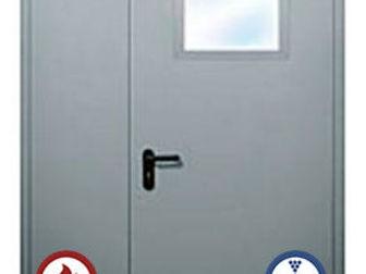 Смотреть foto  Компания «Эталон-Мос» предлагает купить противопожарные двери в г, Москве и Московской области, 37704242 в Москве