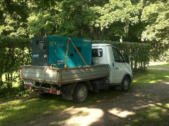 Новое фото Аренда и прокат авто Аренда дизельного генератора 37724994 в Москве