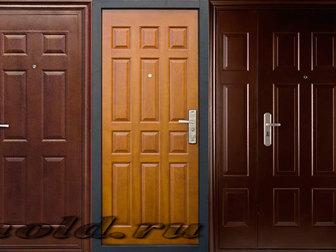 Смотреть фотографию Двери, окна, балконы Входные металлические двери 37804721 в Москве