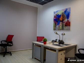 Свежее фото Коммерческая недвижимость Аренда рабочего места , 37810183 в Москве