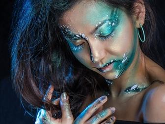 Новое foto  Обучение макияжу 37852582 в Москве