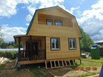 Скачать бесплатно изображение  Строим дома, бани из бруса, каркасные дома 37853164 в Москве