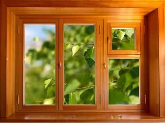 Новое фотографию  Деревянные окна в Москве, 37999073 в Москве