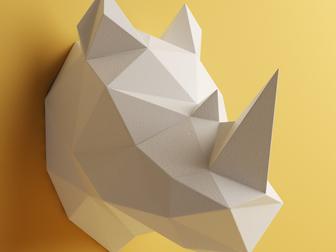 Новое фото  Наборы-конструкторы фигур из дизайнерского картона 38552143 в Санкт-Петербурге