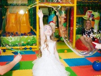 Новое фотографию Другие развлечения Детский аниматор, Мыльные пузыри и грим в подарок 38792713 в Уфе