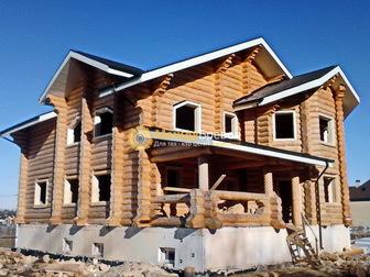 Новое foto Строительные материалы Утепление и отделка деревянных домов во Владимирской и Московской областях, 38829731 в Владимире