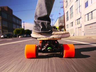 Просмотреть фотографию  Электроскейтборд - способ передвижения из будущего! 38839986 в Москве