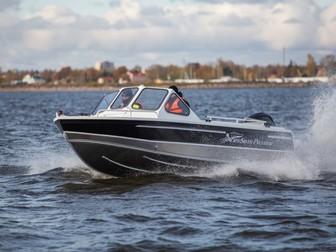 Просмотреть фото  Купить катер (лодку) NorthSilver PRO 605 M 38871845 в Петрозаводске