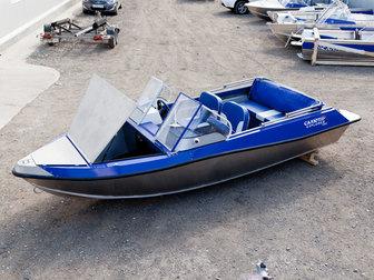 Новое фото  Купить лодку (катер) Салют-480 Explorer 38872593 в Твери