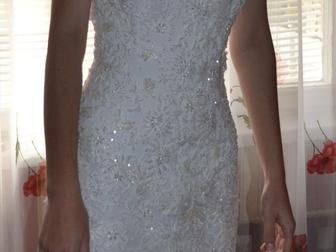 Скачать foto Свадебные платья Продаю свадебное платье в отличном состоянии 39736812 в Москве