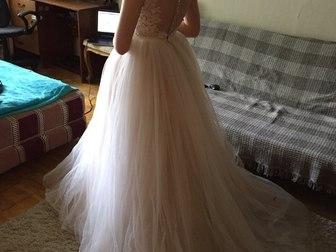 Просмотреть изображение Свадебные платья новое свадебное платье бренда Gabbiano 39978458 в Москве