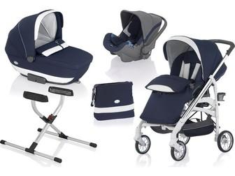 Новое изображение Детские коляски Inglesina Otutto Deluxe Коляска + Коляска + Автокр 40732228 в Москве