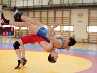 Свежее foto Спортивные школы и секции Спортшкола Олимпийского резерва проводит набор детей с 9 до 13 лет 41635383 в Москве