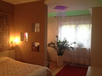 Смотреть фотографию Дома Продаётся 2-х этажный дом из бруса в стиле Шале площадью 337 м2, МО, Истринский р-н, пос, Северный 43086585 в Москве