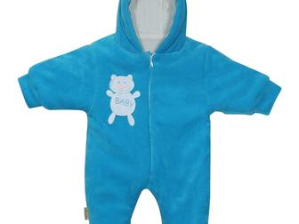 Увидеть фотографию Детская одежда ТМ Желтый кот - одежда для новорожденных и детей до 6 лет 44319097 в Москве