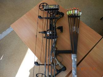 Увидеть фотографию  Лук блочный Bear Archery Authority RTH 45292713 в Москве