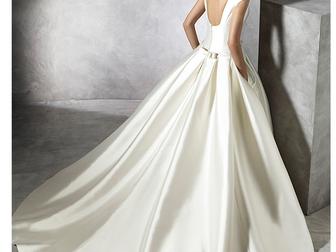 Новое foto Свадебные платья Pronovias Pravina в идеальном состоянии 48240087 в Москве