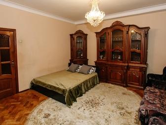 Новое изображение  Комната на Сухаревской (3 минуты пешком) посуточно 48956340 в Москве