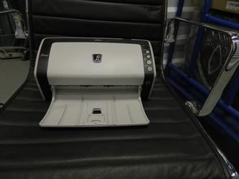 Просмотреть изображение Сканеры Сканер проф, Fujitsu fi-6140Z 49312824 в Москве