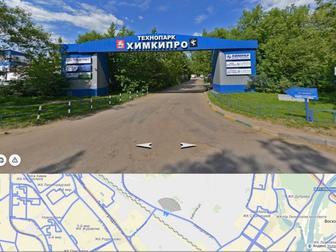 Просмотреть foto Коммерческая недвижимость Сдается пром, -складское помещение (корп, №56) пл, 215 м2 54953644 в Москве